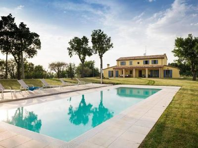 Photo for Holiday house San Costanzo for 8 - 10 persons with 4 bedrooms - Holiday house