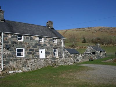 Photo for Self catering Snowdonia farmhouse, set at the foot of Cader Idris mountain