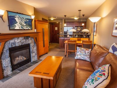 Photo for Village at Squaw Valley - 1BR/1BA, Ski-In/Ski-Out, Walk to Ski and Walk to Shops