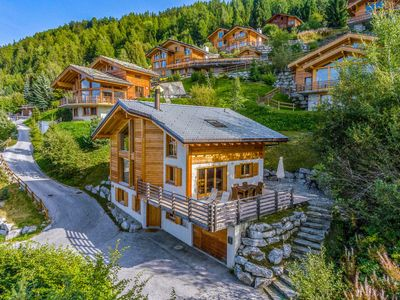 Photo for Vacation home Chalet Mopani in Nendaz - 10 persons, 5 bedrooms