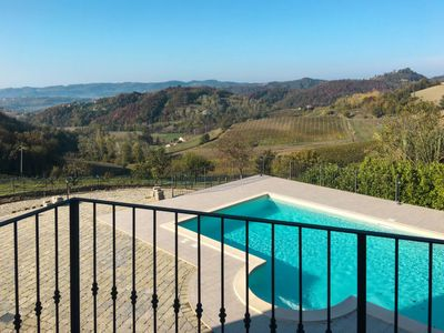 Photo for Ponzano Monferrato Holiday Home, Sleeps 14 with Pool, Air Con and Free WiFi