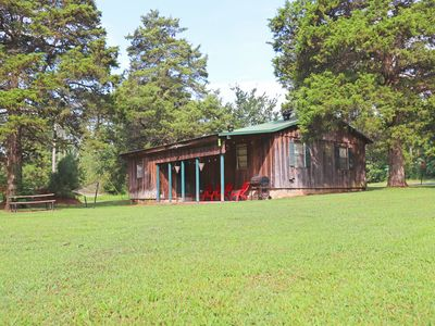 Photo for Cozy Greers Ferry Cabin - Great for Fishing, Golf, Boating, & Much More!