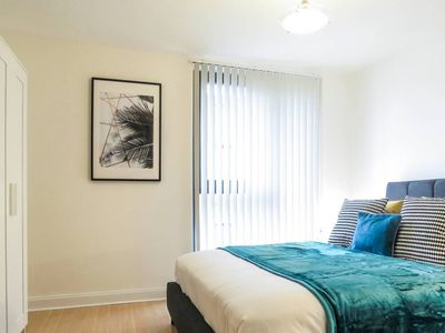 Photo for Modern design one bedroom apartment with private parking