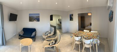 Photo for Apartment 6 sleeps 100m from the sea at Six Fours Les Plages