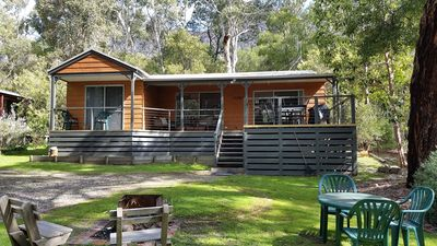 Photo for Pinnacle Haven 3 bedroom house in Halls Gap