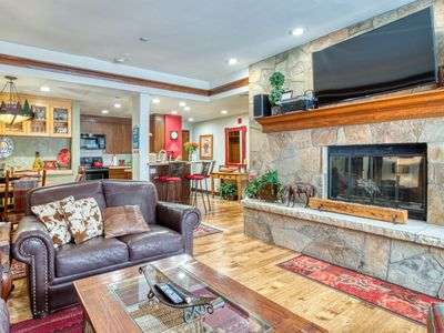 Photo for NEW LISTING! Ski-in/out condo w/ shared indoor/outdoor pools & hot tubs