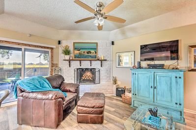 Spend your days in Abilene at this well-appointed 2-bedroom, 1-bath home.