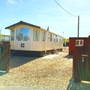 Photo for Beautiful static caravan two minutes walk from Snettisham Beach
