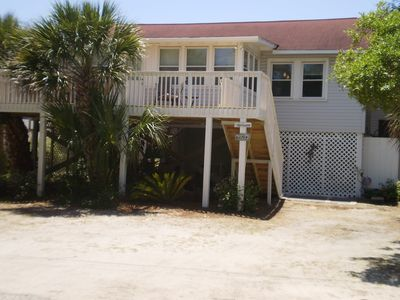 Photo for Hurricane Haven is a Classic Beach House Only 100 Yards from the Beach.