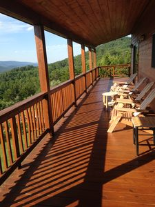 Photo for Luxury private retreat with panoramic views of Lost River Valley