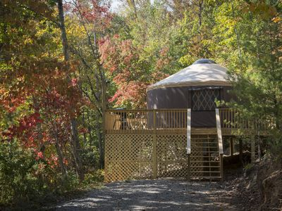 Photo for 1BR Bungalow Vacation Rental in Asheville, North Carolina