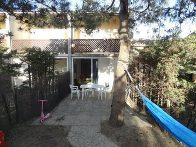 Photo for Pleasant T2 with garden in Lacanau Ocean at 50m from the beach
