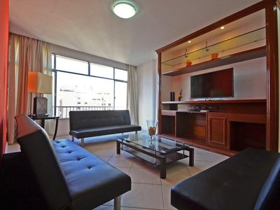 Photo for Cheap and Huge apartment in Copacabana!