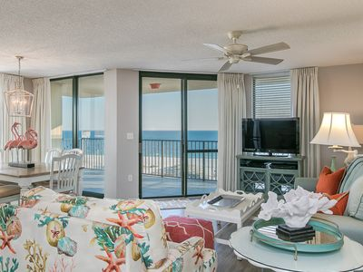Photo for Fantastic FALL Rates!*Snowbirds welcome!*3BR/2BA*Phx VII 7717*ON BEACH*