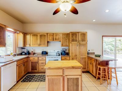 Photo for Family paradise w/ a private pool & an orchard for fruit-picking