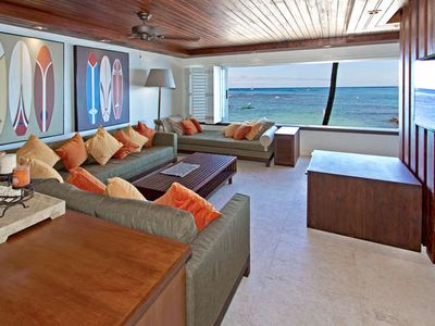 Photo for Spectacular Beach Front Studio