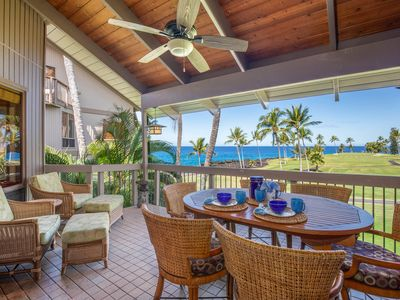 Photo for Aloha Condos, Kanaloa at Kona, Condo 1503, Oceanfront, AC, Renovated