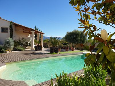 Photo for Lamanderie in Provence; Hacienda type house between Alpilles and Luberon