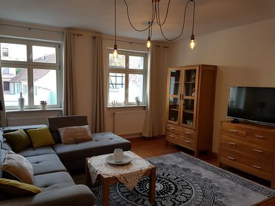 Photo for Beautiful, new apartment in the old town of Brandenburg on the Havel