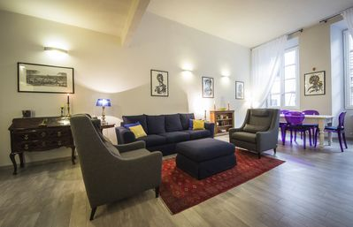 Servi Luxury apartment, in a historic Florentine palace, closely neighboring the famous Duomo