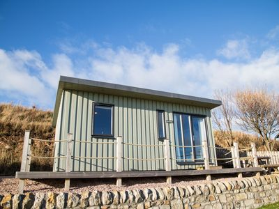 Photo for A standard beach hut that sleeps 4 guests  in 1 bedroom