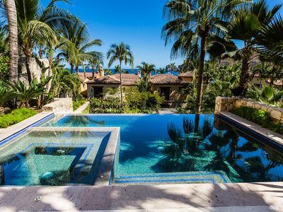 Photo for Extraordinary residence with private pool and hottub,  elegant living spaces!!