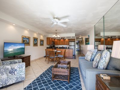 Photo for BEAUTIFULLY UPDATED-BUILDING #2-GROUND FLOOR-OCEAN VIEWS-AC THROUGHOUT