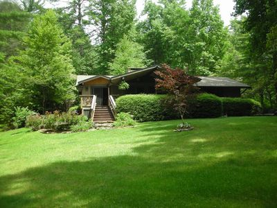 Photo for Charming Cottage In Historical Lake Toxaway Near Cashiers And Brevard