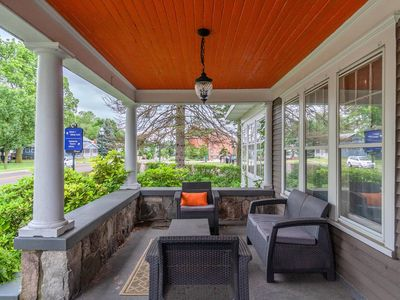 Photo for The Manor: Dowagiac | Stunning Vacation Rental