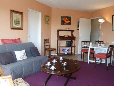 Photo for Trouville-sur-Mer Apartment, Sleeps 4 with WiFi