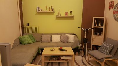 Photo for Small And Cozy Residence In Our Family Owned Apartments Block In Pireas