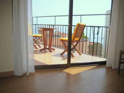 Photo for AFORDABLE LUXURY SUPER STUDIO  2 minutes OLD TOWN/ BEACH .free WIFI, UK TV,
