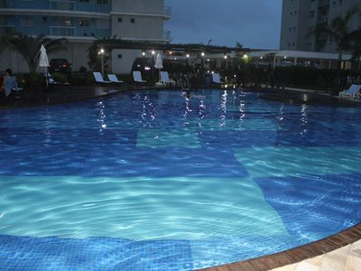 Photo for Air-conditioned apartment rent 100 m. the sea, 3 bedrooms for the whole family