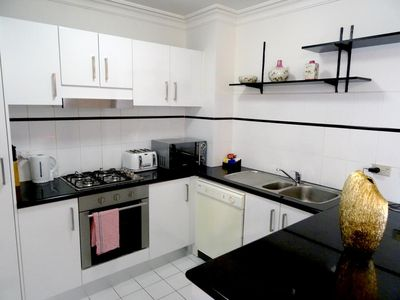 Photo for Anchor on Collins Camelot (3 Bedroom + 2 Bath)