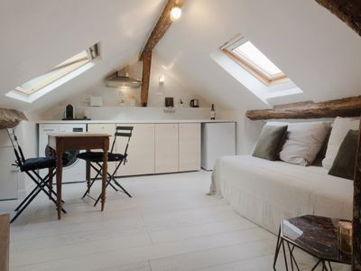 Photo for Charming studio in the heart of Paris
