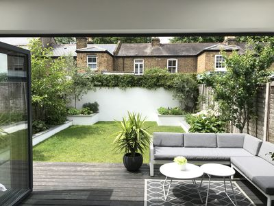 Photo for Beautiful light filled SW London family home