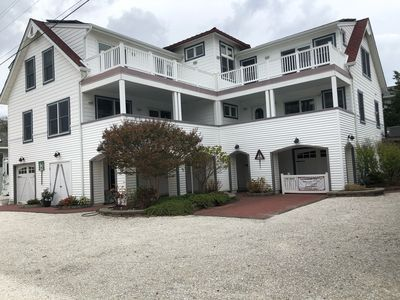 Photo for Side by Side Duplex in North Beach, 3 houses from beach (400 ft)