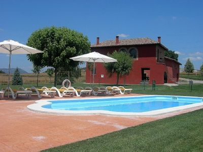 Photo for Self catering Mas Carboneres for 14 people