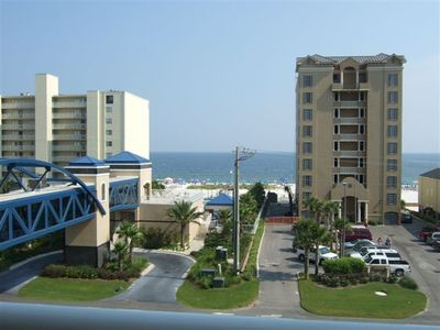 Photo for Crystal Tower 407 - Beachfront pool, great amenities & private walk-over to beach