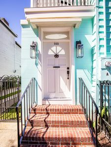 Newly Renovated Stunning Charleston Single Home With 8 Bedrooms/8 Full Bathrooms