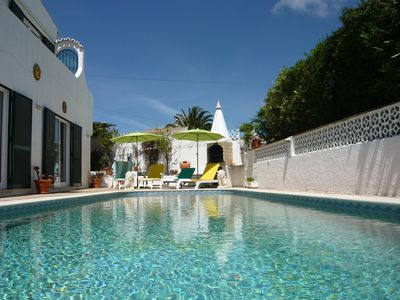 Photo for Private Heated Pool And Fabulous 180' Sea Views