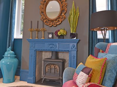 Photo for The Retreat - luxurious garden flat ideal for romantic getaways