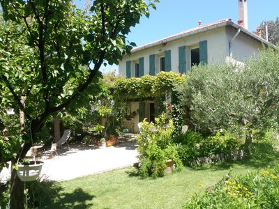 Photo for Bed & Breakfast in Provence, in a House / Villa - ALLAUCH near MARSEILLE