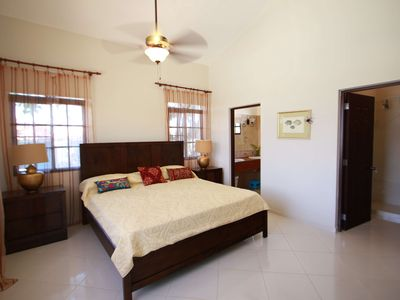 Photo for Ocean resort 3 bedroom villa. Safety and security. Guest friendly.