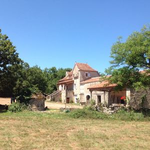 Photo for Bed and breakfast or lodging in the night, in typical house of Quercy