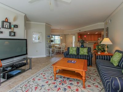 Living Room at 301 Windsor Place