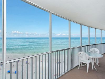 Photo for Siesta Beach The BEST seaview from apartment