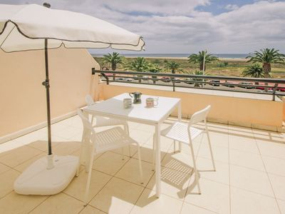 Photo for terrace and ocean views, Wi-Fi, 3rd floor