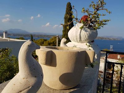 Photo for Stunning holiday villa in Spetses