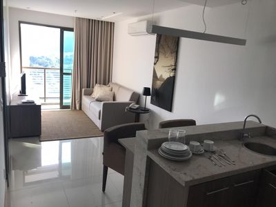 Photo for Rent Flat Furnished Flat C. Palma. Daily / weekly / monthly-prox. Downtown Rio